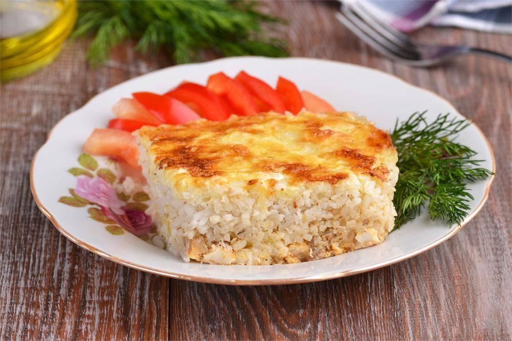 Суфле рыбное из лосося в духовке