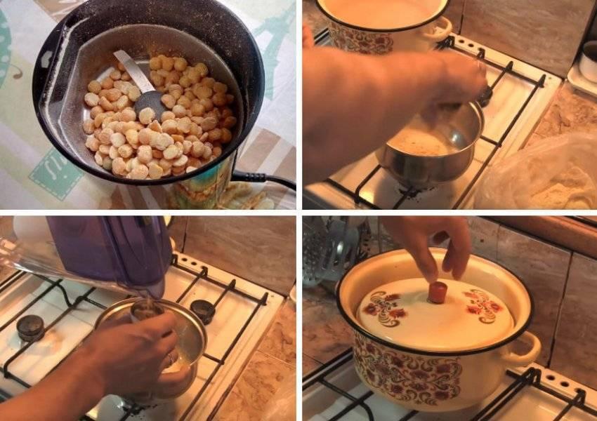 Как изготовить уловистую мастырку своими руками. как приготовить мастырку: горох и манка – классика рыбалки