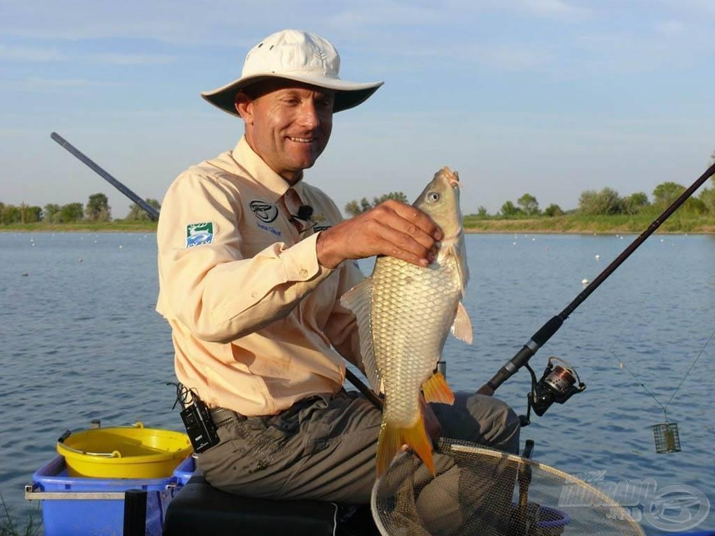Места для рыбалки в нижегородской области