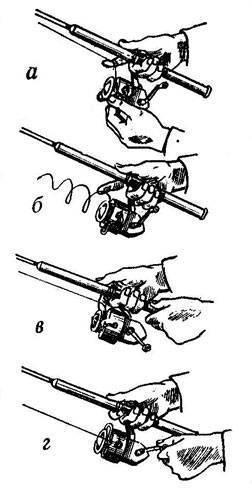 Как забрасывать спиннинг
