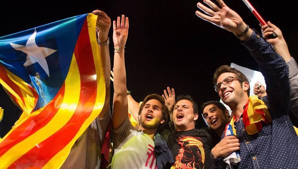 Каталония — википедия
