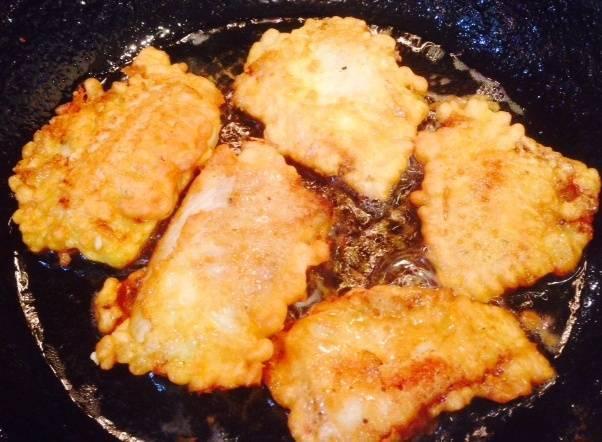 Рыба в кляре