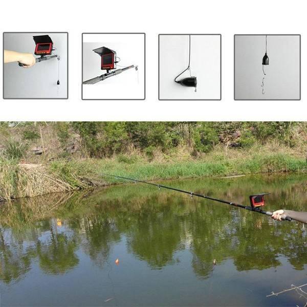 Как выбрать хорошую видеокамеру для рыбалки