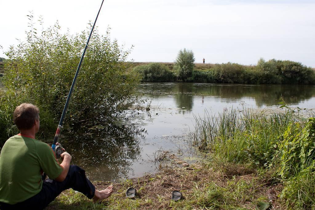 Старая дедова хитрая удочка - лучше снасти на любую рыбу я не встречал - всё о рыбалке - медиаплатформа миртесен
