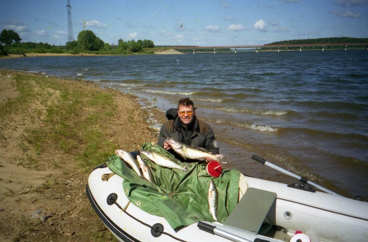 Все о рыбалке на можайском водохранилище