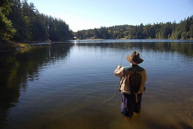 Рыбалка в рязанской области и в рязани