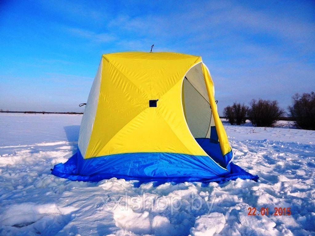 Зимние палатки: утепленные туристические модели с печкой для ночевки зимой, теплые палатки на санях и большие трехслойные варианты, бренды «рипус» и «нельма», отзывы