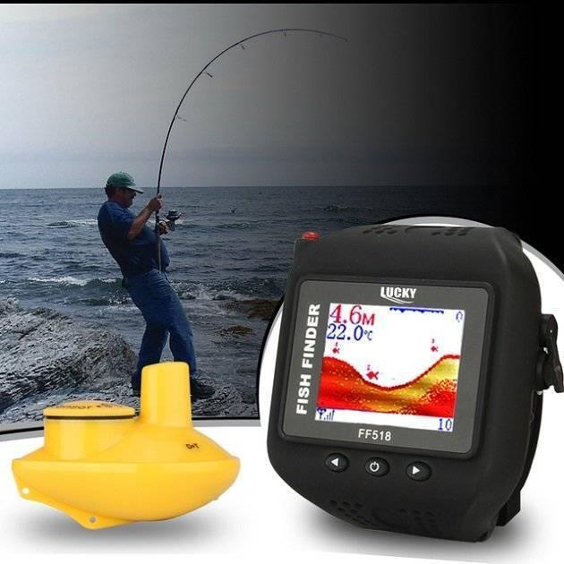 Какой эхолот для рыбалки с берега выбрать, лучшие модели и цены