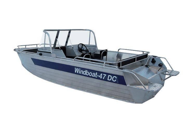 Лодки риб— winboat 360 иskyboat 360