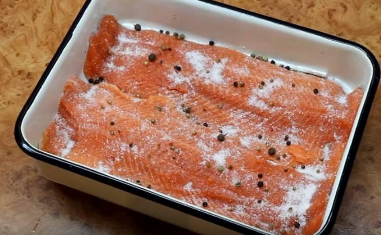 Форель соленая в домашних условиях, очень вкусная: 7 быстрых рецептов