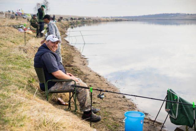 Ловля подуста на фидер: снасти, монтаж, места хода рыбы