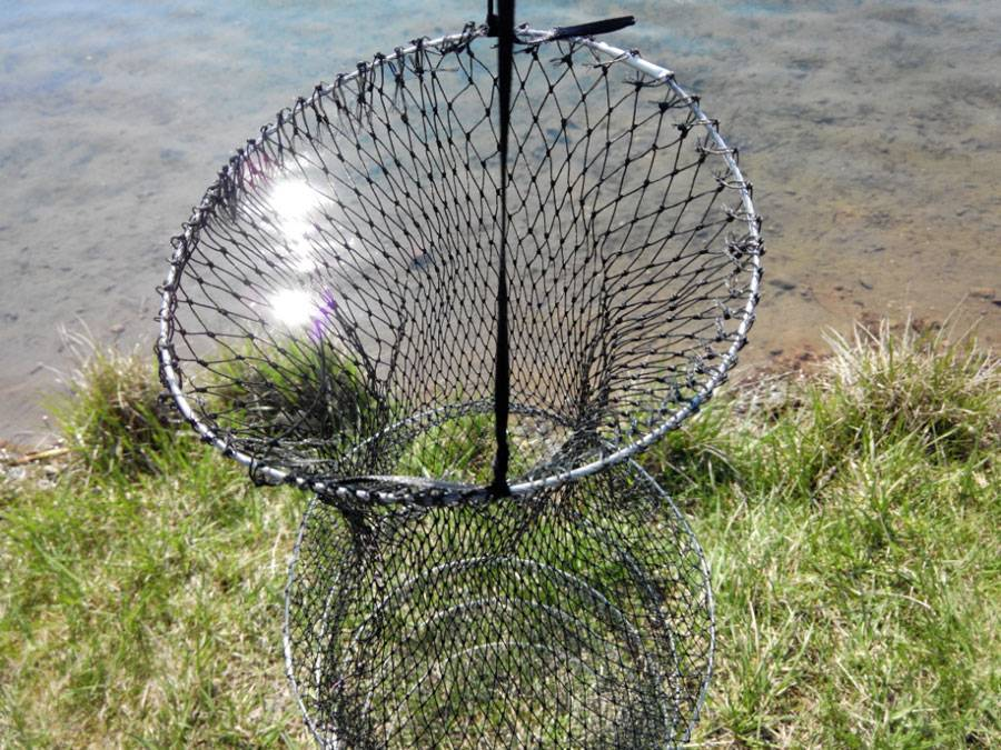 Садок для рыбы своими руками, как сделать самостоятельно в домашних условиях