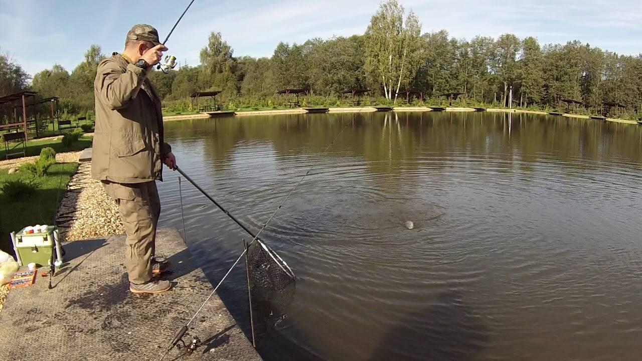 Рыбалка в Ивановской области: лучшие места на карте ТОП-10