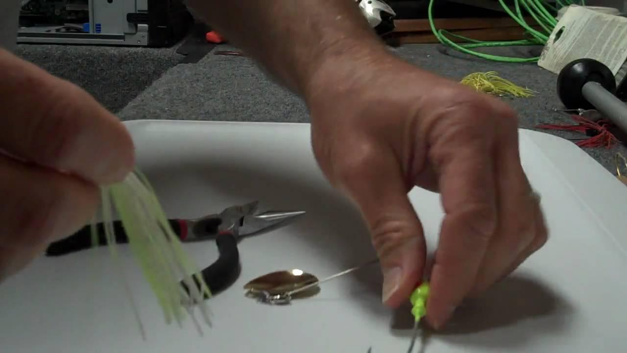 Спиннербейт: изготовление своими руками и техника правильной проводки