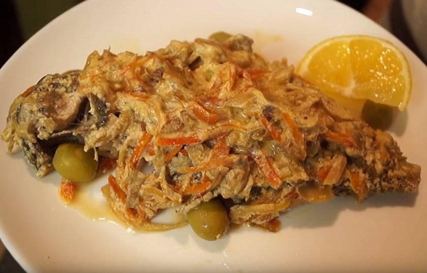 Как вкусно потушить рыбу на сковороде - лучшие рецепты