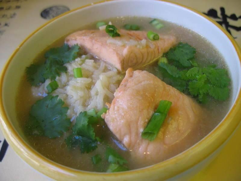 Сливочный суп с консервированной горбушей рецепт с фото пошагово - 1000.menu