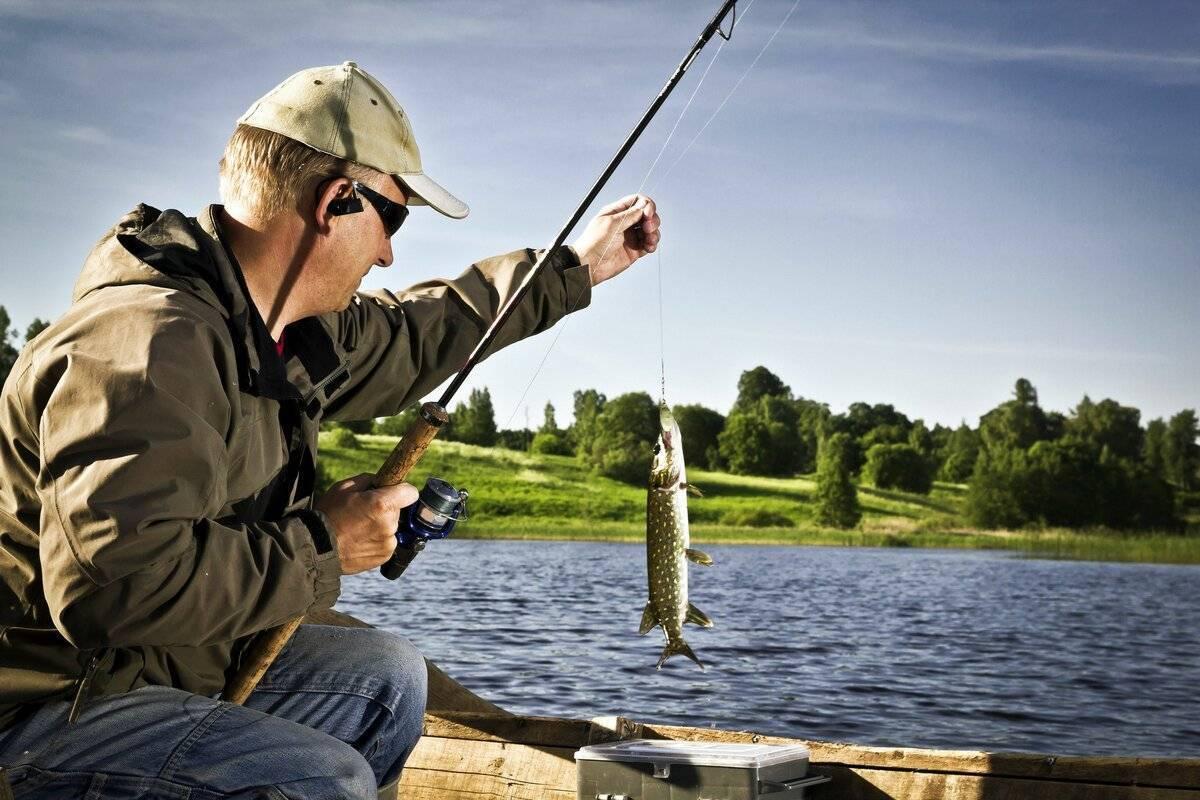 Профессиональная платная рыбалка соспиннингом