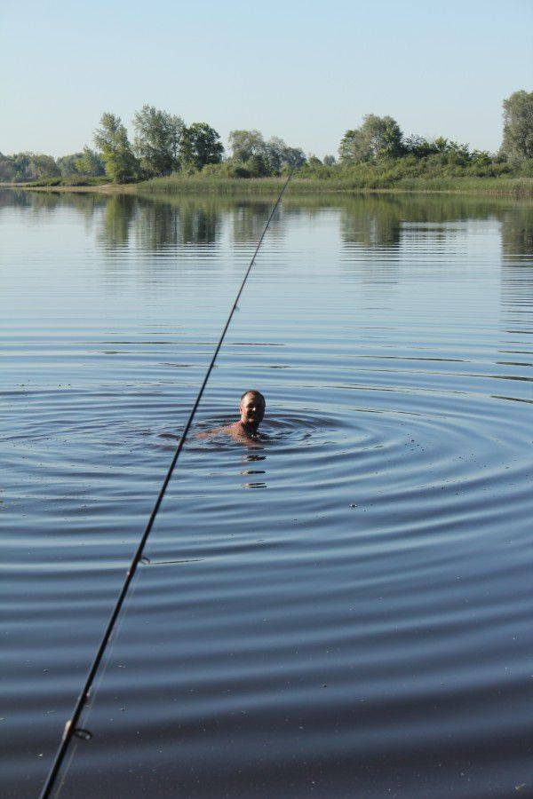 Рыбалка в нижнекамском районе