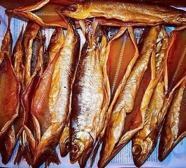 Сохранение копченой рыбы в холодильнике