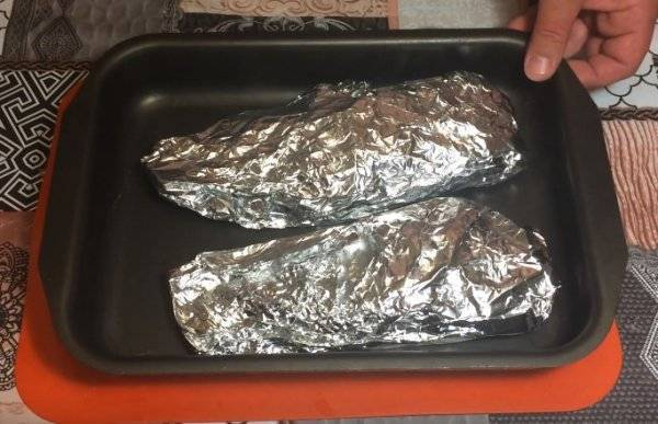 Как приготовить карася в духовке