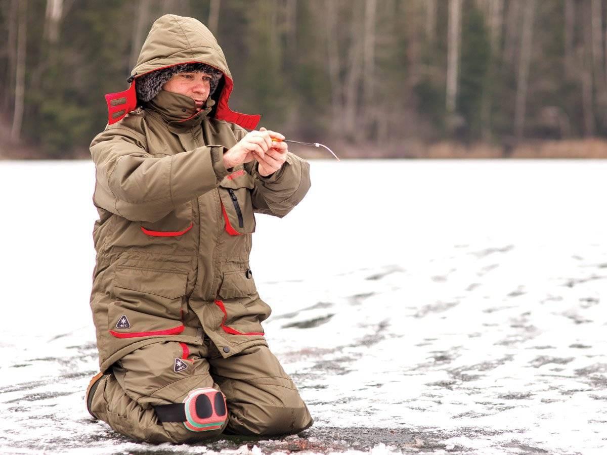 Топ-9 лучших моделей зимних рыболовных костюмов в рейтинге zuzako
