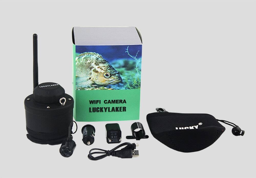 Подводная камера для зимней рыбалки своими руками