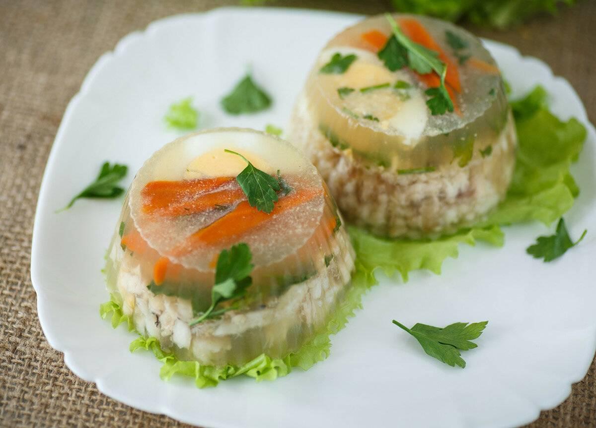 Заливное из рыбы - 5 простых и вкусных рецептов