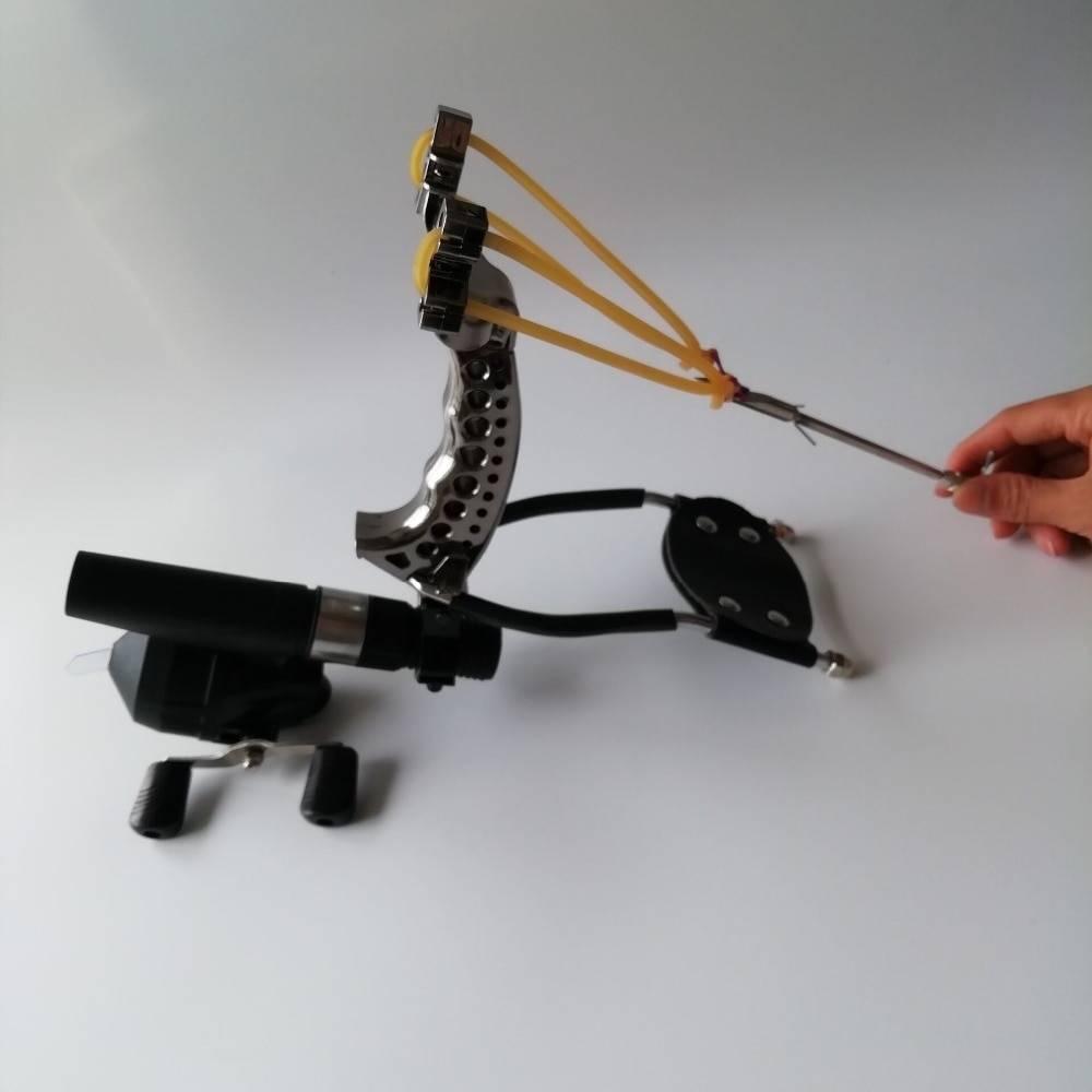 Как сделать рогатку для рыбалки своими руками