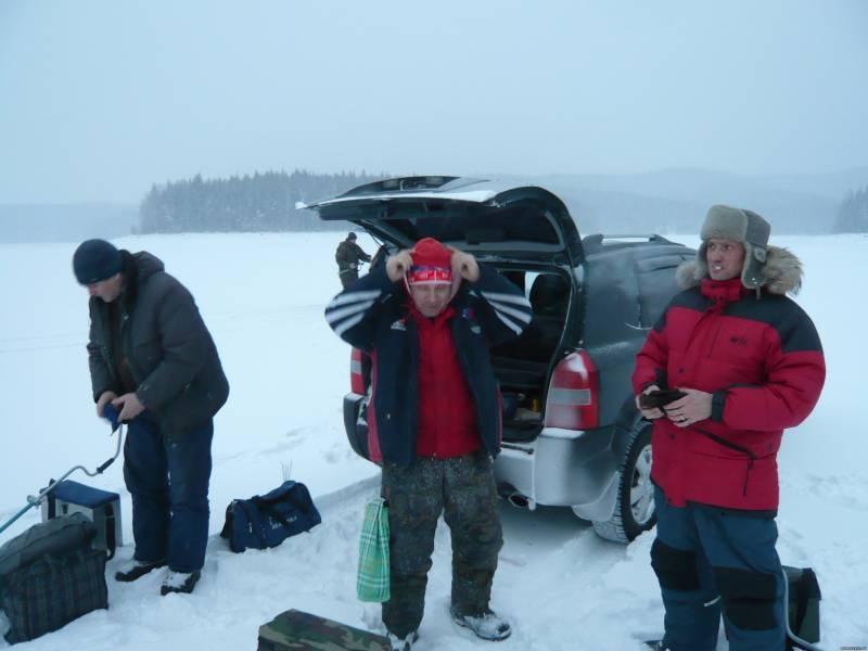 ✅ рыбалка за три дня до нового года. залив огур. - fishyarm.ru