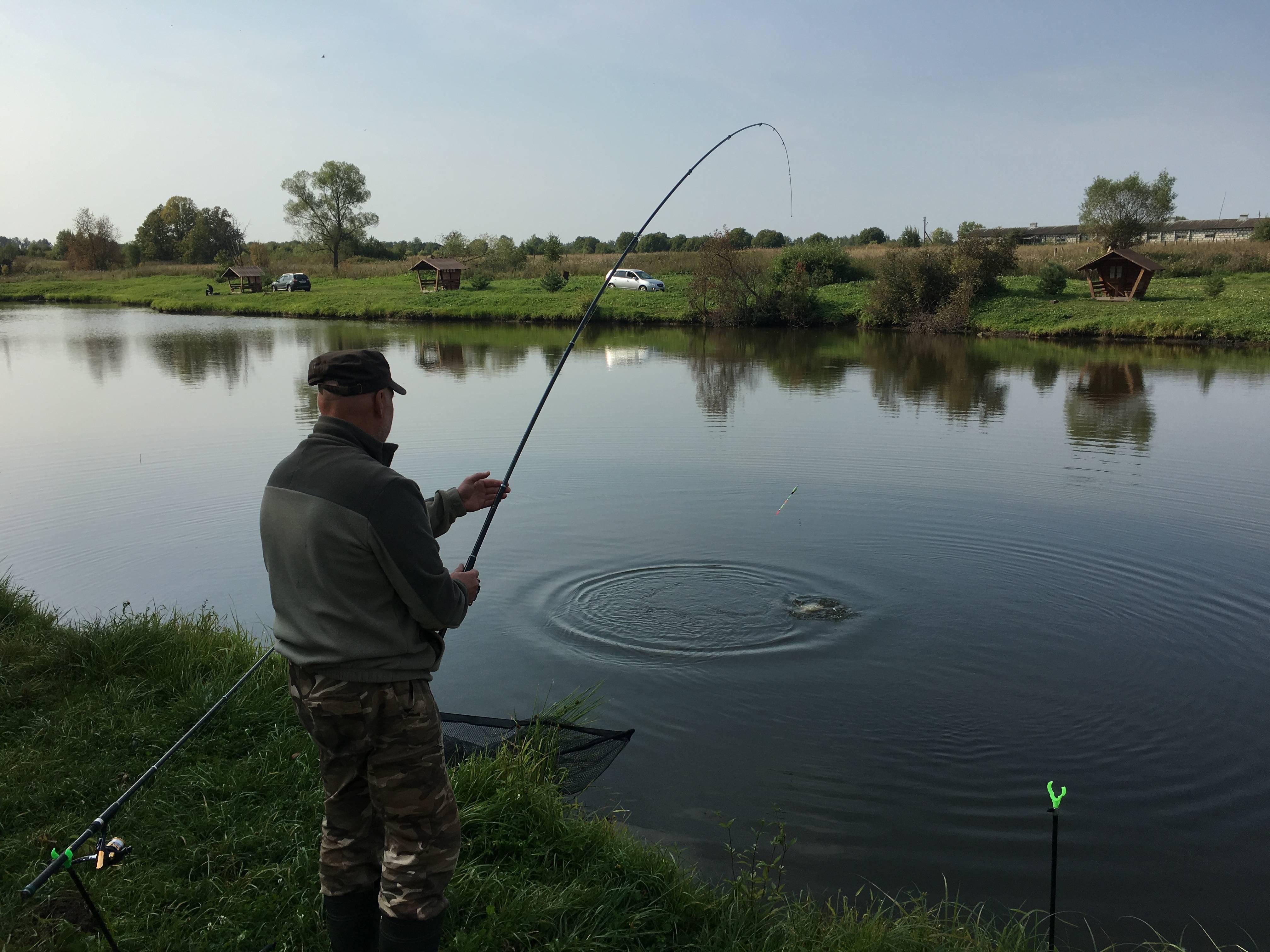 Рыбалка в туле и тульской области: места и особенности