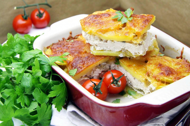 Картофельная запеканка с фаршем (59 рецептов с фото) - рецепты с фотографиями на поварёнок.ру