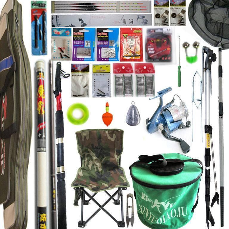 Что взять с собой на рыбалку: список самых нужных вещей