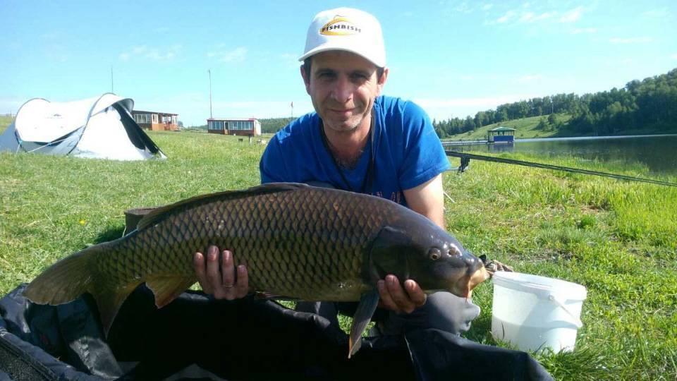 Рыбалка в ульяновской области - читайте на сatcher.fish