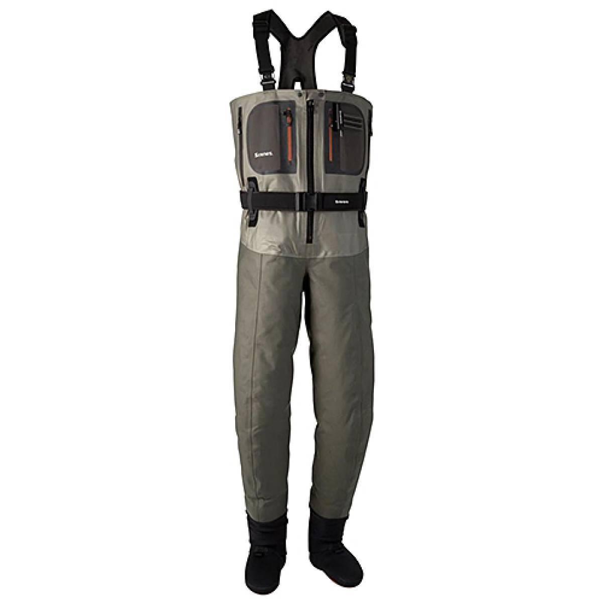 Вейдерсы для рыбалки: лучший забродный костюм