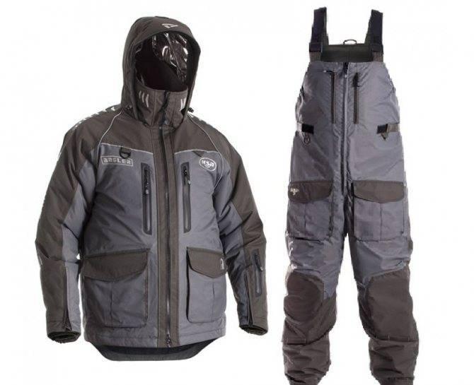 Топ-10 лучших костюмов для зимней рыбалки