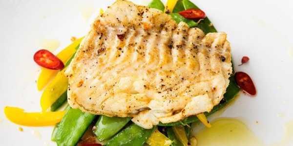 Гарнир к жареной рыбе рецепты с фото