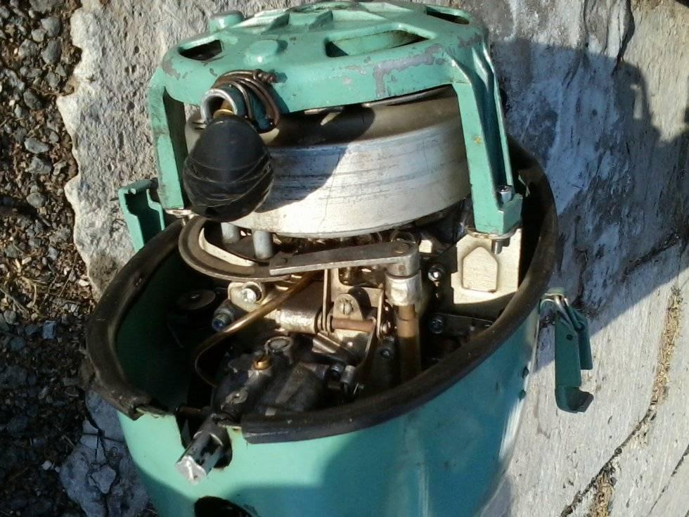 """Российские лодочные моторы отечественного производства - лучшие подвесные модели: """"ветерок"""", """"нептун"""" и другие"""