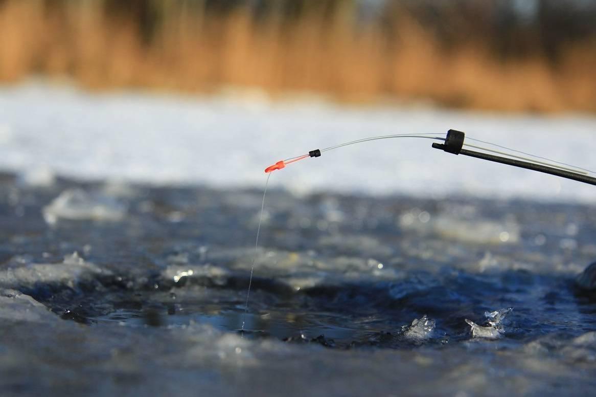 Как ловить карася зимой
