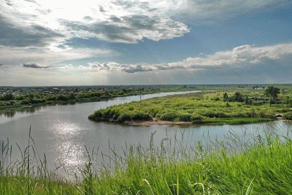 Рыбалка в Ишиме и Ишимском районе — лучшие места для ловли
