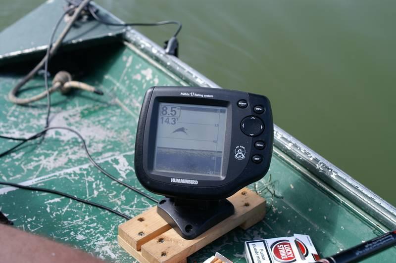 10 лучших эхолотов для рыбалки, рейтинг 2019 года