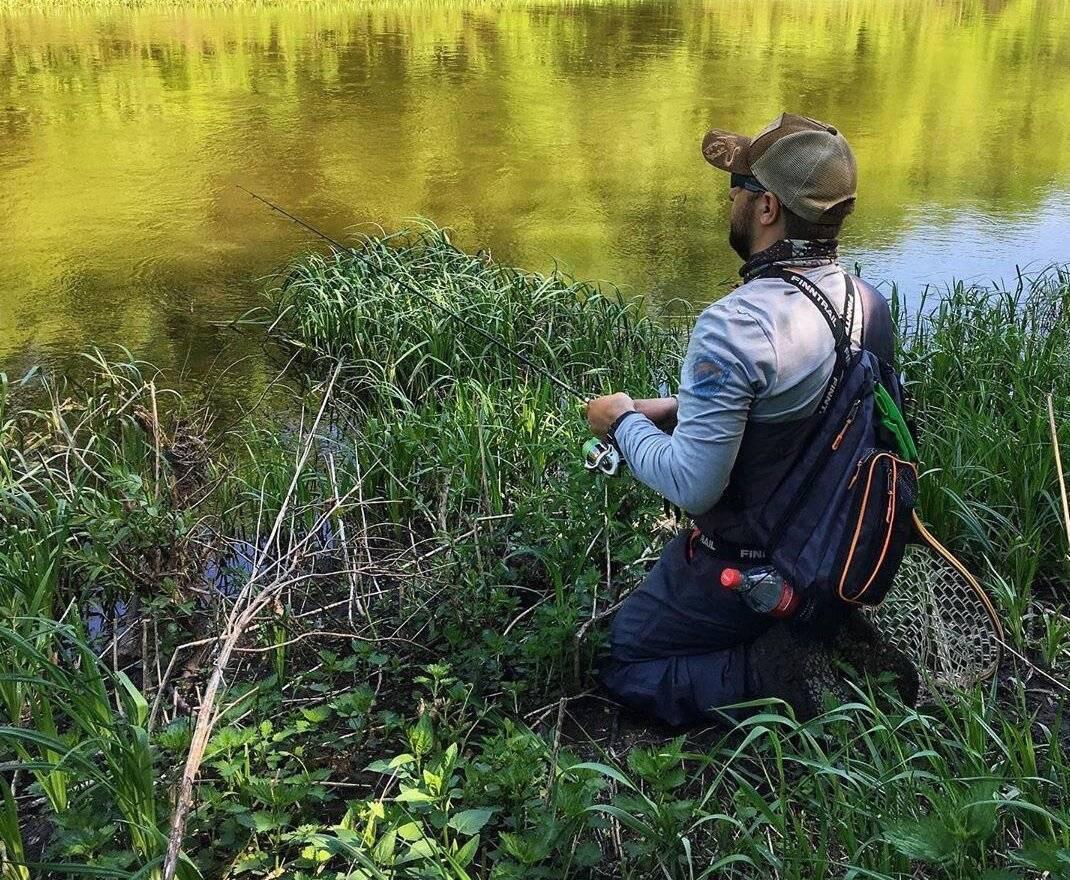 Как выбрать вейдерсы для рыбалки, виды и материалы