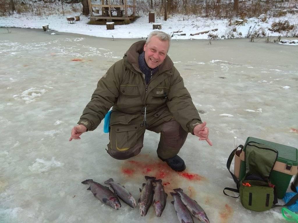 Рыбалка в калужской области платно