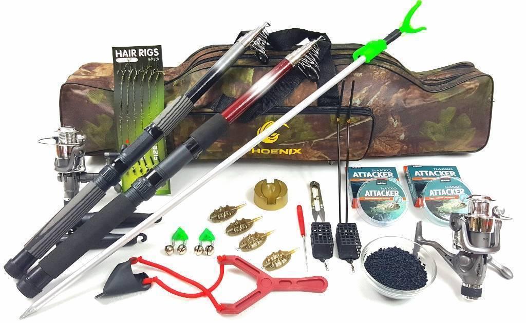 Что взять с собой на рыбалку? снаряжение рыболова
