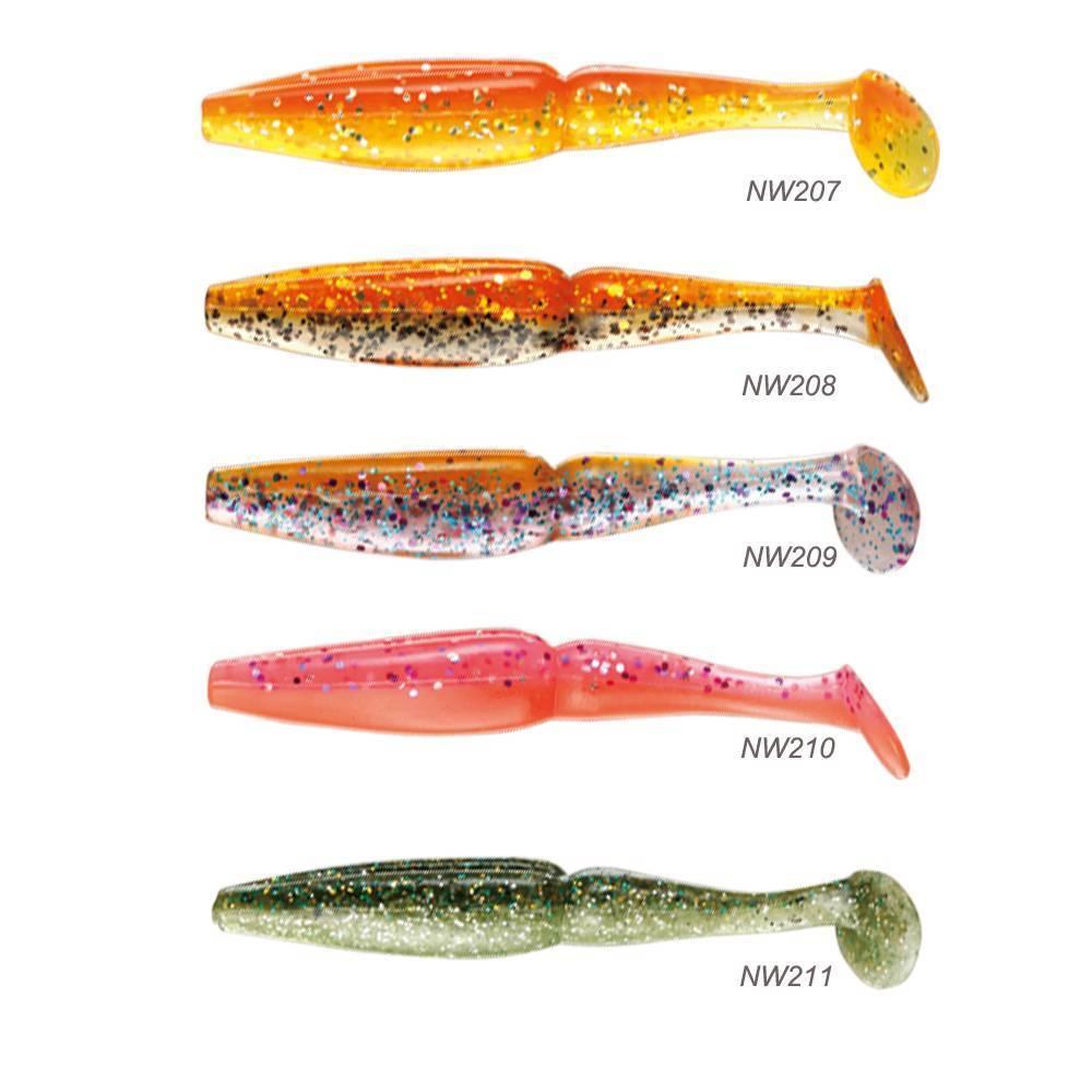 Лучшие силиконовые приманки на судака: резина, которая ловит