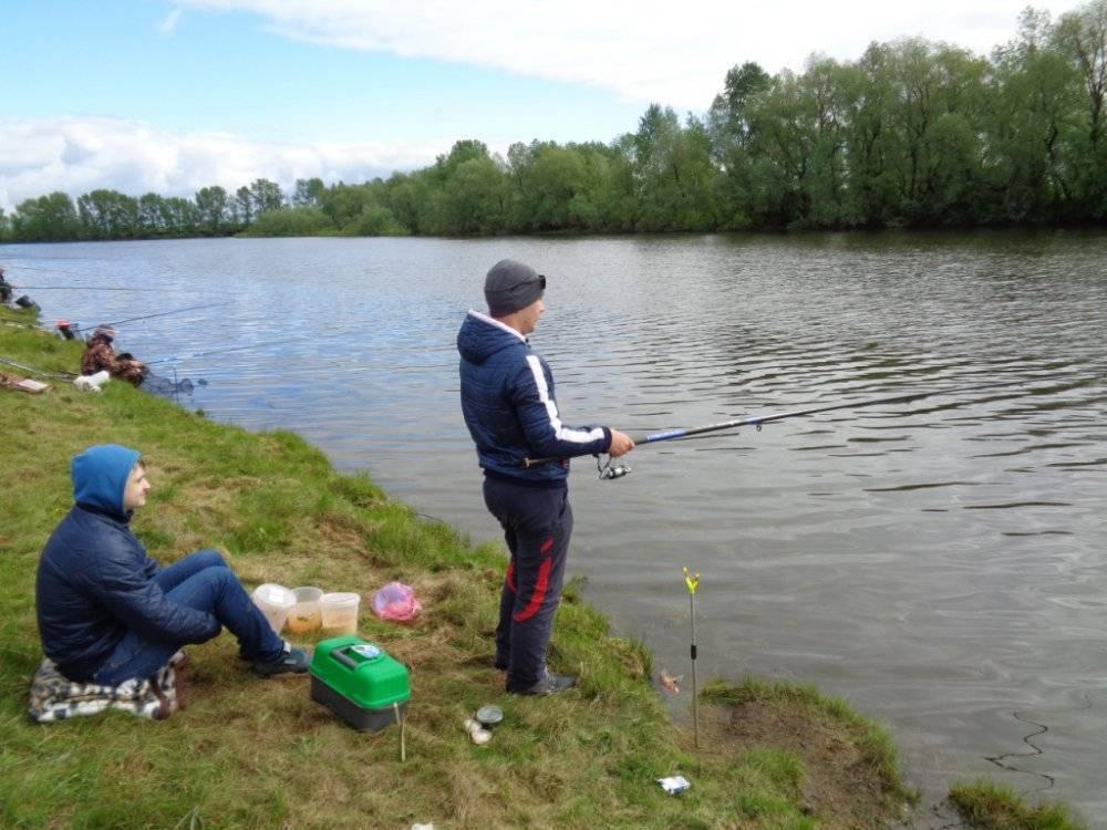 Рыбалка в новосибирске и новосибирской области
