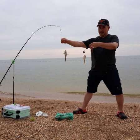 Рыбалка на море: снасти для морской рыбалки, выбор места ловли