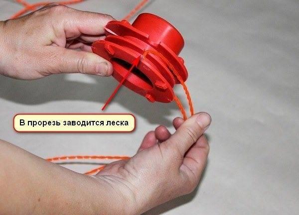 Как наматывать леску на катушку - способы правильной намотки на катушку спиннинга