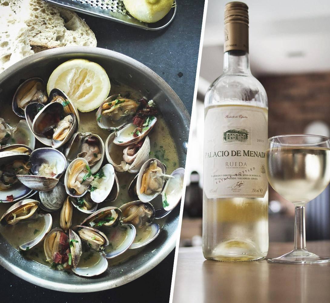Выбираем вино для рыбных блюд