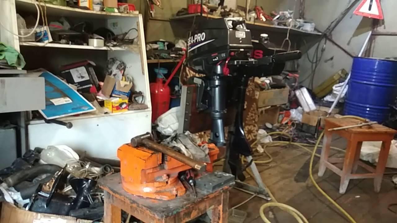 Профилактика неисправностей лодочного мотора: советы эксперта
