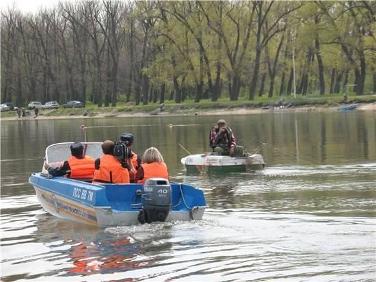 Техника безопасности в лодке